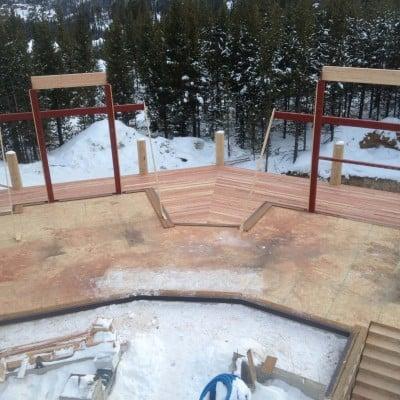 Big Sky Custom Home Schafer Construction Bozeman Montana