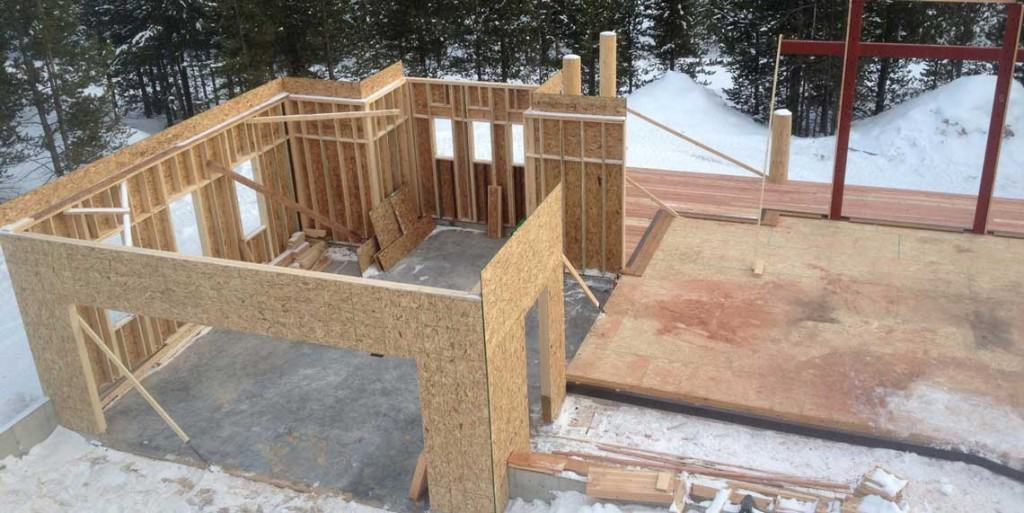 Big Sky Custom Home Hope - Schafer Construction Bozeman Montana
