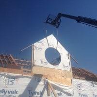 Springhill Presbyterian Church   Schafer Construction Bozeman Montana