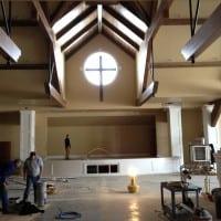 Springhill Presbyterian Church | Schafer Construction Bozeman Montana