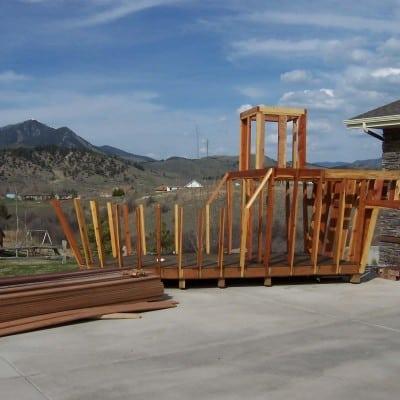 Schafer Construction Bozeman Montana Ship Playhouse