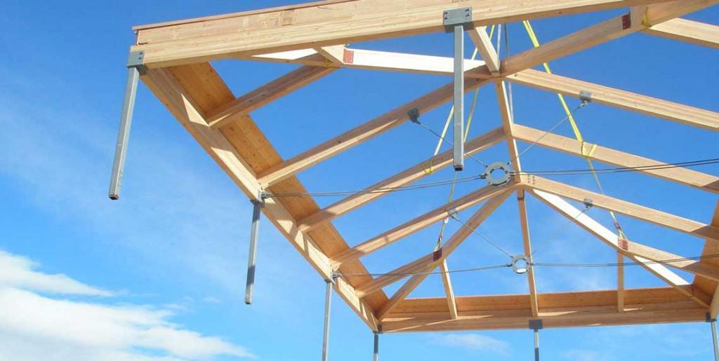 Hope Lutheran Church Cupola - Schafer Construction Bozeman Montana